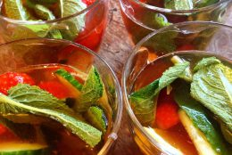 Classic Pimm's Cup Cocktail