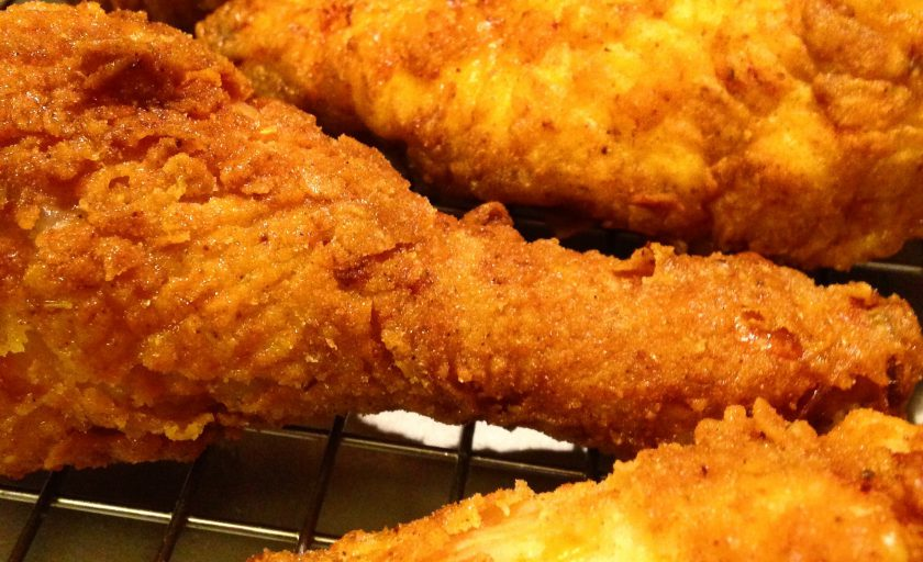 Buttermilk Southern Fried Chicken
