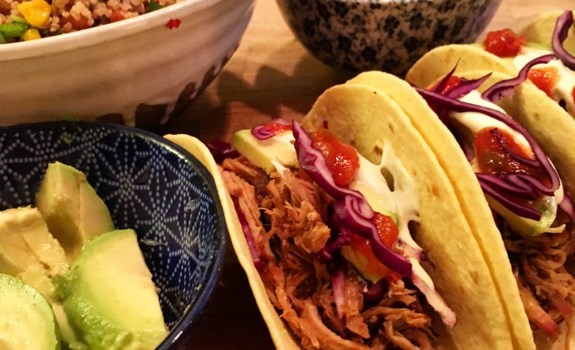 Slow Cooked Mexican Pulled Pork – Larder360 Box Challenge
