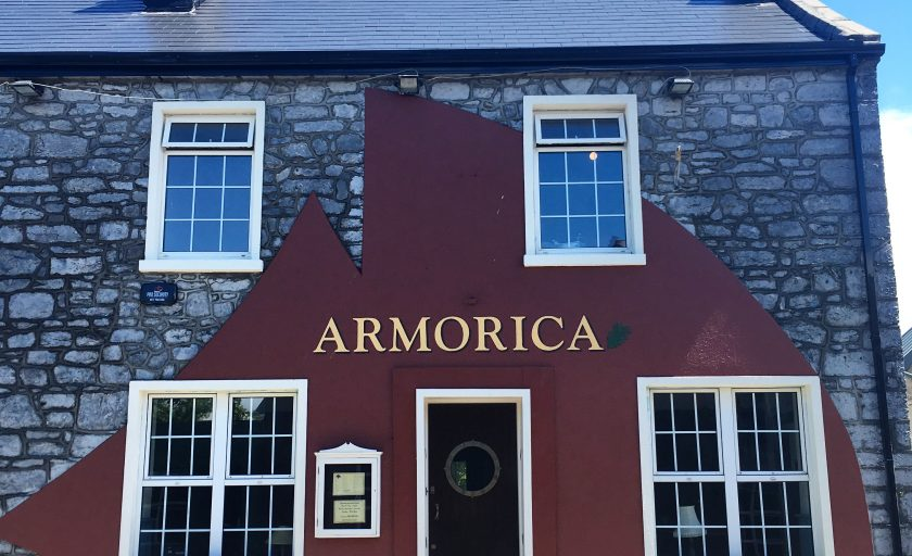 Review: Armorica, Galway