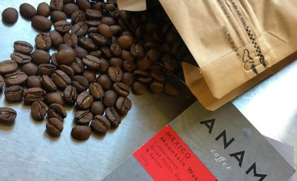 Food Producer Series – Anam Coffee