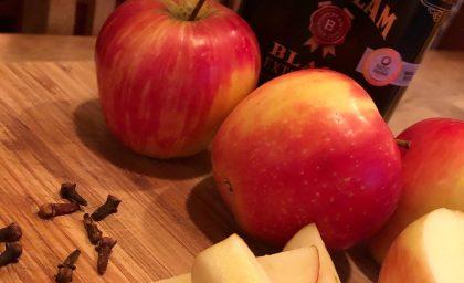 Homemade Apple Bourbon